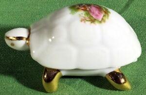 Turtle - Limoges porcelaine France trinket box Gatineau Ottawa / Gatineau Area image 1