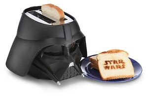 Star Wars/darth Vader toaster