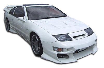 90-96 Fits Nissan 300ZX Duraflex Demon Front Bumper 1pc Body Kit 100975 Nissan 300zx Demon Duraflex Body