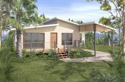 Papua New Guinea Kit Homes Iluka Clarence Valley Preview