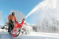 "WINNIPEG SNOW REMOVAL - ""WE ARE THE EXPERIENCED & RELIABLE ONES"""