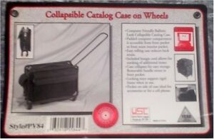****Collapsible Computer Case On Wheels****