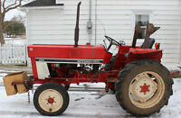 International 284 tractor for sale