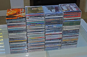 Up for sale is a lot of 112 popular music CD's in mint condition