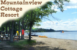 Beachfront Cottages on Golden Lake/ Special Fall Rates