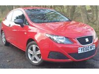 SEAT Ibiza 1.2 12v S SportCoupe 3dr LONG MOT Only 38K Miles Air Conditioning Timing Chain Kit Done