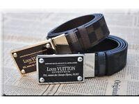 Louis Vuitton lv Inventeur Damier Belt x