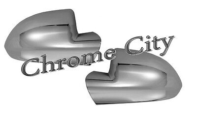 2006 2013 CHEVROLET IMPALA MIRROR COVER CHROME ABS 06-13 CHEVY