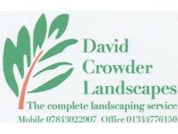 Experienced landscaper required