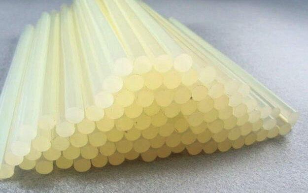 "Nippon GS610 Glue Sticks Nippon; 1 Pound (48 Sticks/Pkg.) Stick = 4"" X 3/8"""