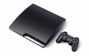 Playstation 3 500GB  slim game console-excellent condition