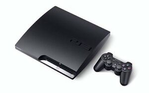Playstation  3 Video Game Console 250gb hdd -  w/2 games