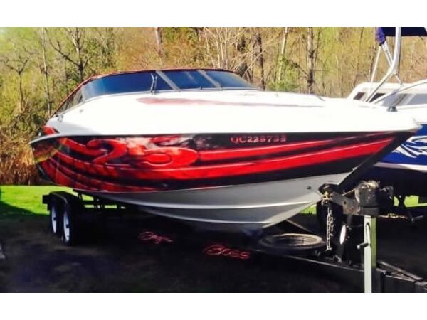 Used 1999 Baja Boats Boss 252