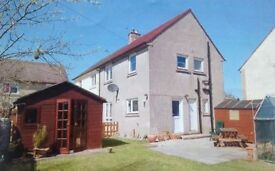 Immaculate 3 bedroomed family home with large attractive garden - Garthdee