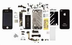 Lot de pièces de téléphones diverses (Apple et Android)