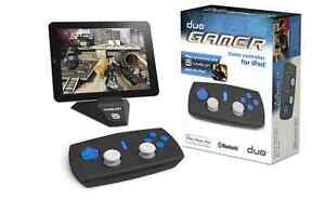 KBGE: Duo Gamer Controller for iPad, iPhone and iPod Touch!