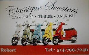 classique scooters