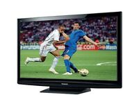 "Panasonic 50"" TV to swap for smaller"