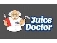 Juice Doctor - Premium e liquids, delivers Leeds/Bradford e juice Vape Shisha