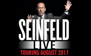 Seinfeld tickets - Great Seats - Perth Arena - August 4th Gisborne Macedon Ranges Preview