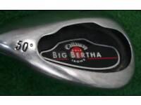 Callaway Big Bertha 50° Wedge