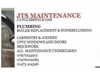 JTS plumbing and gas ltd