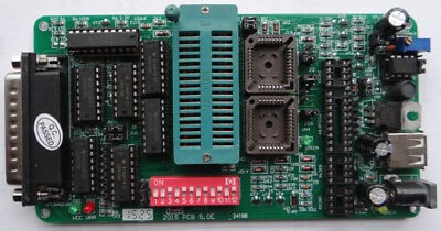 New Pcb5.0e Universal Eprom Pic Flash Mpu Programmer27c256 27c512 For Car U10