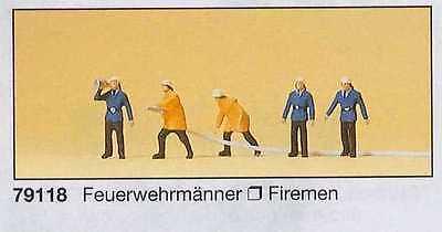 Preiser - ref.79118 - Bomberos