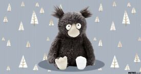 New John Lewis Moz Monster Soft Toy