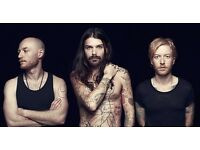 Biffy Clyro a d Fallout Boy- Bellahouston