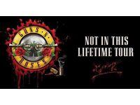 4 Guns 'n' Roses Tickets