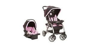 Brand new Disney Minnie Mouse car seat and stroller Kitchener / Waterloo Kitchener Area image 1