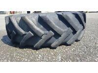 tractor tyre 15.5/80/24