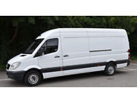 Man and Van Removals, professional and reliable service.