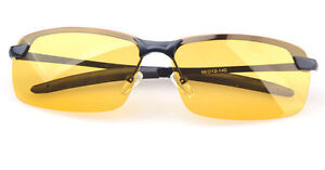 Polarized Night Vision Goggles Polarized Sunglasses Driving Glasses Anti-vertigo