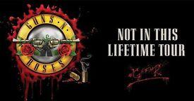 Guns N Roses Tickets