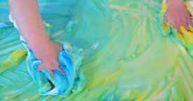 Little Cherub Messy play group (parent & toddlers)