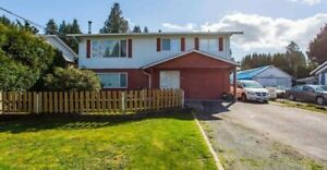 3 bedroom upper level house for rent in Langley
