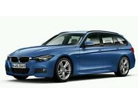Bmw 320d touring m sport wanted 2012 62 onwards