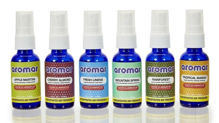 BUY 2 GET 1 FREE AROMAR 1 OZ 100%  CONCENTRATED AIR FRESHENE