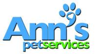 Professional Pet Care Services