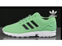 Adidas zx flux size 8.5