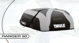 Thule Ranger 90 roofbox softbox
