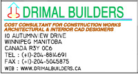 WE OFFER CAD DRAWING DRAFTING & STAMP SERVICES $0.25/SQ.FT