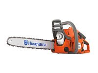 Husqvarna 236 14 inch Petrol chainsaw. 38.2cc Brand New. Husqvarna Main Dealer