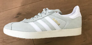 Women's Adidas Gazelle Mint Green 8.5 , Like New!