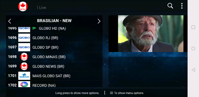 IPTV - Live Tv Channels / Android Boxes / Apple tv / iPad