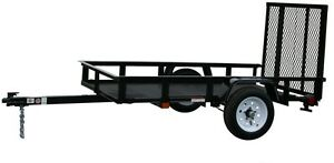 2015 Carry-On Trailer 5X8SGEC