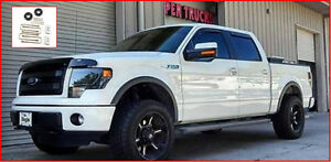 Zone Off road -Suspension 2'' avant & arr. Ford F150 - 2009-2013