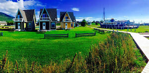 Chalet (location sept-mai)- Prix avantageux - Carleton-sur-mer